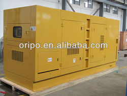 138KVA Powerplant Project Electricity Engine Silent Enclosed Diesel Genset