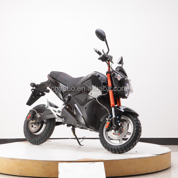 New Star adult electric motorcycle 3000w motor for sale