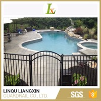 ISO9001 2008 Approved Long Term Durability Custom Desgin Steel Gates