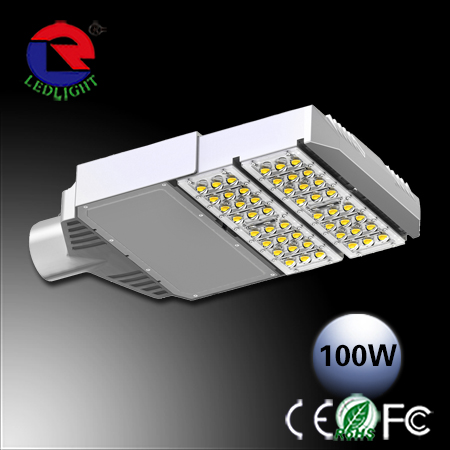 High lux Led parking lot street light 100w, outdoor street light led 100w Very cheap
