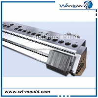cast film extrusion die head/mould