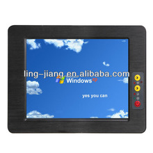 DHL shipping,10.4 inch tablet PC PPC-104C, Mini touch screen PC, VGA+HDMI+4USB+2LAN