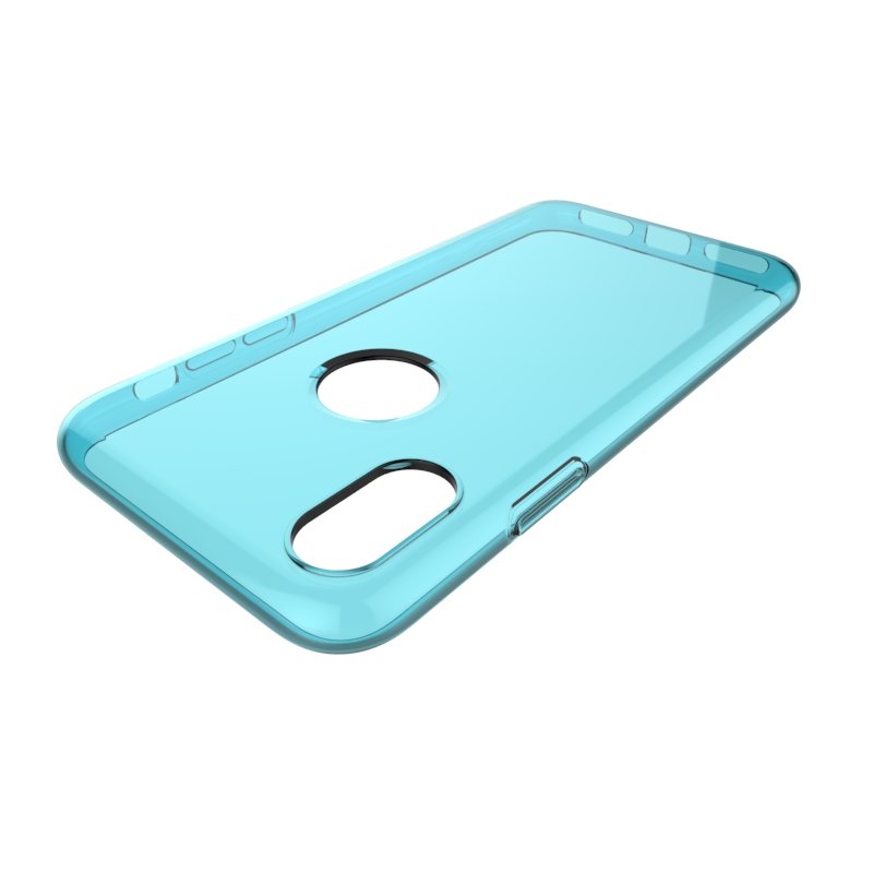 glossy design tpu gel soft mobile phone cover For Iphone 8 gel case