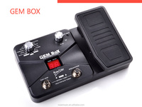 Guitar accessories high quality guitar effects with Pedal(PJ-GEM-BOX)