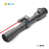 Target Shooting Riflescope 4x40E W/Red Laser, Scopes Hunting Optical Sight Riflescope , Tactical Riflescope Sniper China