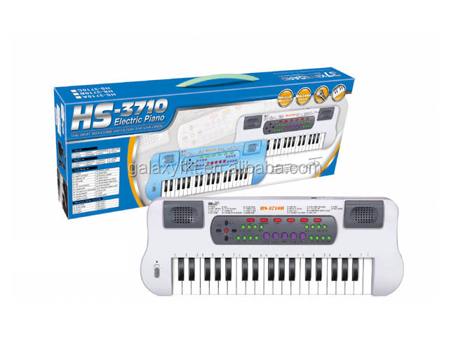 Music instruments electrical piano