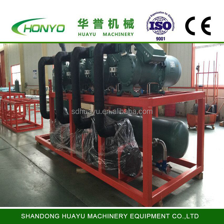 air cooled condensing unit for cold storage room