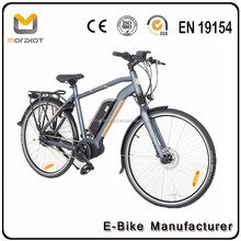Hot sale 250W City Exercise Fat tyre electric bike/bycicle/ebike BaFung Motor E-bicycle