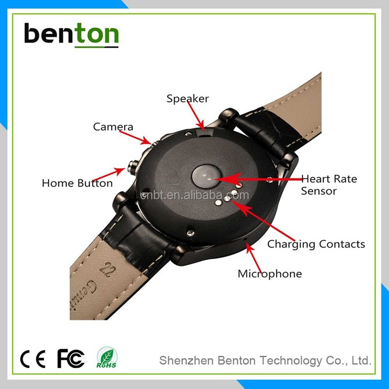 Factory PriceAndroid Bluetooth wifi wrist watch cell phone