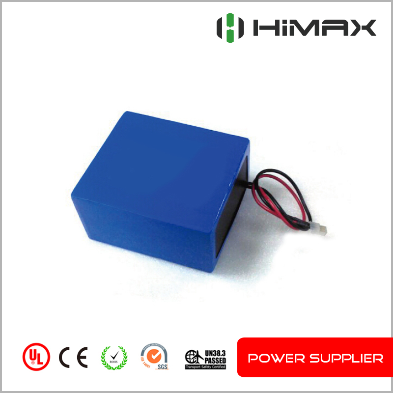 3.7V 10Ah rechargeable lithium polymer sail battery