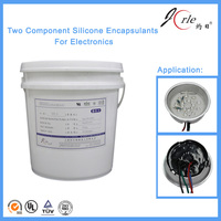 RTV-2 electronic pouring sealant for LED