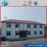 2015 Latest Luxury movable container prefabricated house, Prefabricated home