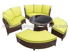 outdoor design sofa set