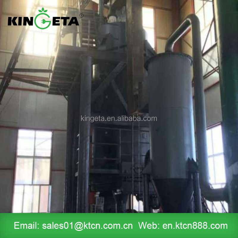 China Kingeta Group Energy Biomass Gasifier Power Plant EPC Contractor