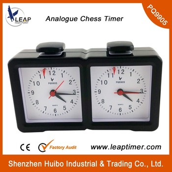 analog Quartz chess game timer Chess Clock