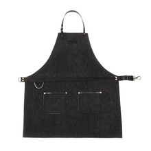 2017 new & hot sale kitchen leather apron