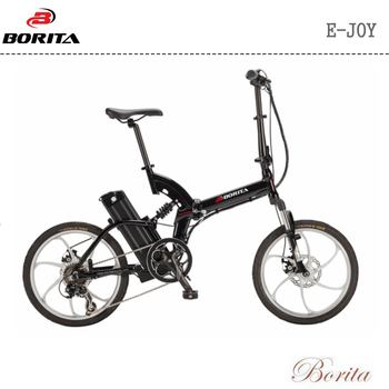 China 20 inch Foldable ebike Aluminum Suspension 36V 250W Kit ebike