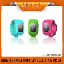 smartwatch gps wrist watch for kids gps watch with speaking communication