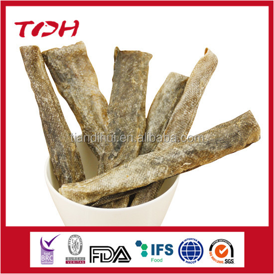 pet food ingredients for UK market fish chips with sesame seeds
