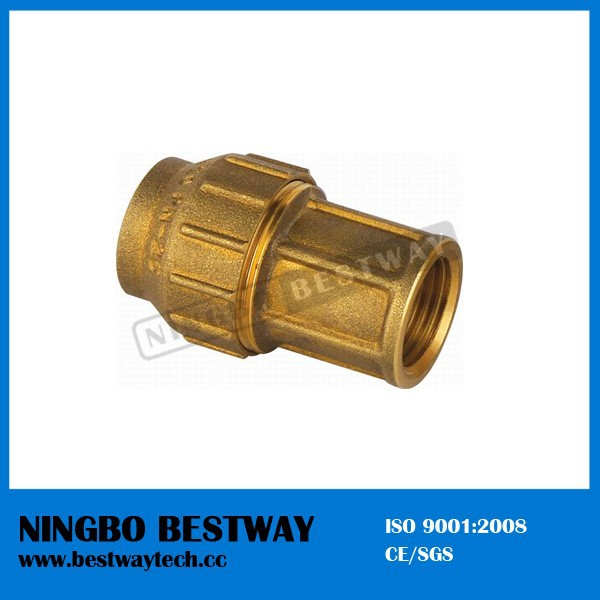 elblow rubber compression fitting