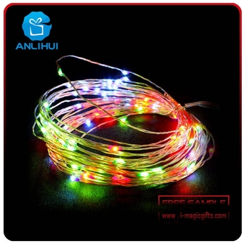 New Products Cheap copper wire Led String Light