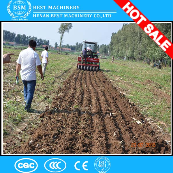 24 rows trail-type Wheat /barley planter,rice,seeder,trail-behind wheat seed drill