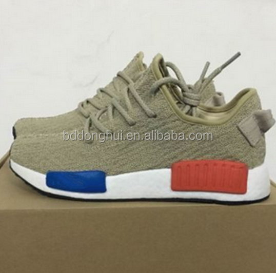 2016 New models Gold NMD Running Shoes men brand sport shoes