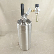 Service Printed Logo Tabletop Cold Portable automatic beer dispenser
