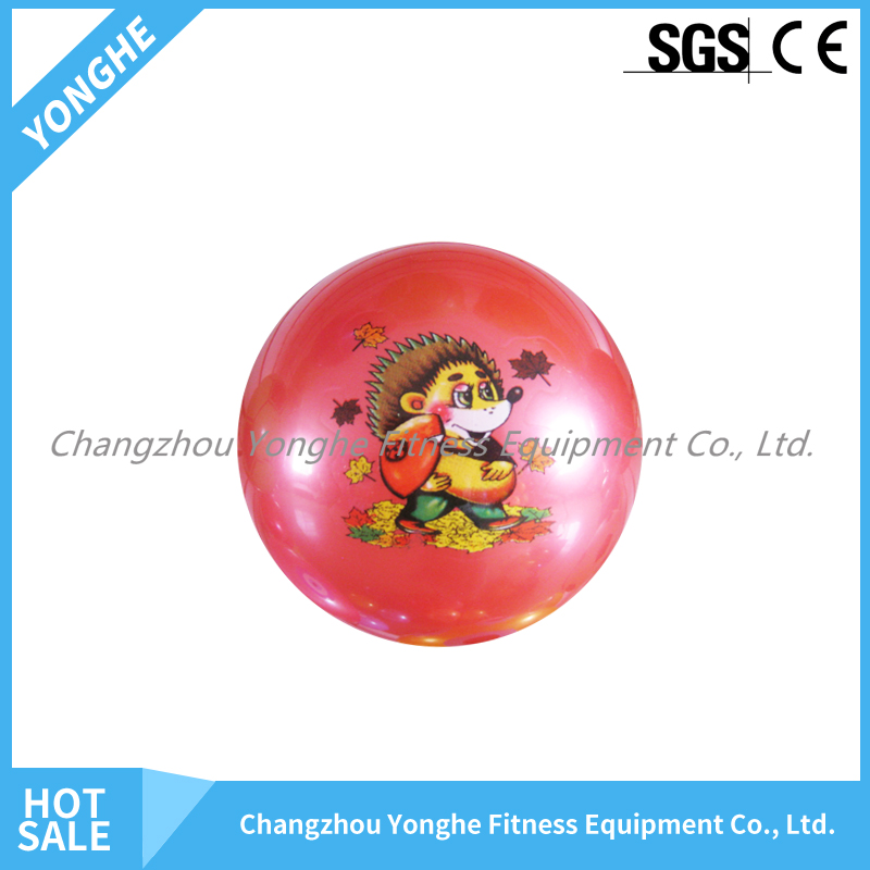 10in eco-friendly all-around sticker ball fitness