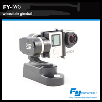 Feiyu FY WG Wearable Gimbal Camera Mount Stabilizer for Gopro Hero 4/3 /3+ Sports Camera
