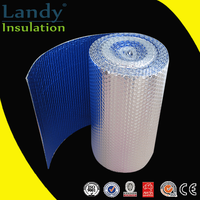 Steel Metal Building Insulation with aluminum foil air bubble