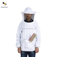 Multi sweet polyester Beekeeping protection jacket, bee keeper kit