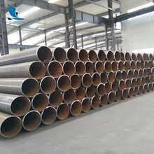Q345 carbon steel tube st52 grade B , thick wall big diameter Seamless steel tube , api 5l sch80 natural gas pipe