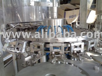 Automatic Washing, Filling & Capping Machine 3 In 1
