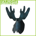 Small Animal Head Wall Mount For Home Decoration