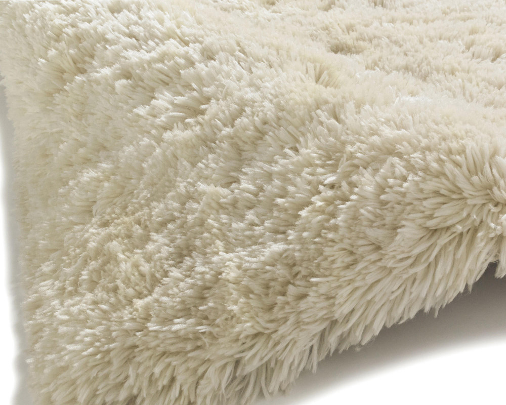 Home decor fading design tufted bedside shaggy carpet