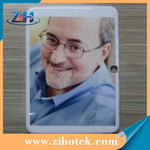 2D blank sublimation PC mobile phone case for Samsung Galaxy Tab 3 P5200
