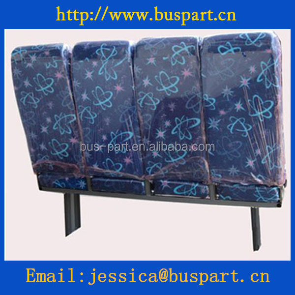 High quality school bus seat *single or double seat for bus