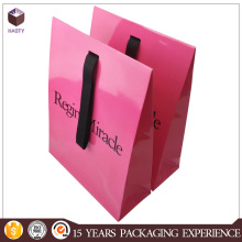 Wholesale custom satin gift bag