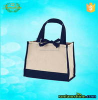 promotional natural cotton canvas bags