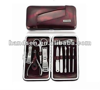 9pcs manicure set