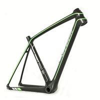 Super light 700C carbon fiber road bicycle frame with 900g weight
