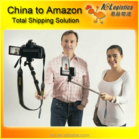 amazon courier service from Shenzhen