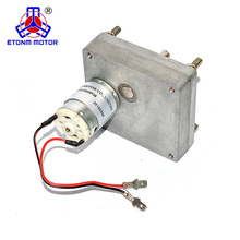 massage chair remote control dc gear motor 24v