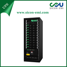 Sicon 3 phase LCD uninterrupted power supply UPS 50kva/100kva/150kva/ 250kva/350kva/500kva/800kva modular ups