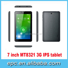 Hot Sale 7 inch android call-touch smart pc phone 3g tablet pc