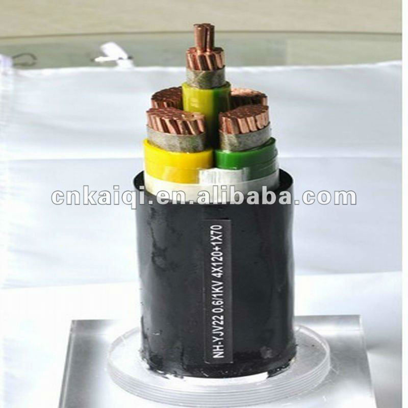 low tension copper conductor,tension stringing conductor,low voltage power cable