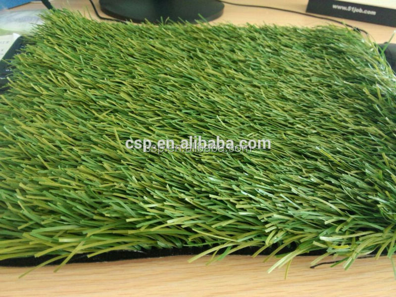 Artificial grass sport flooring for football field