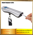 50kg Stainless Steel Digital luggage Scales with 1M tape and Spirit level