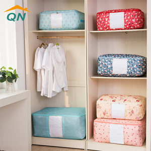 0866021ca8 eco-friendly moving folding stocked hanging clothes travel storage bags